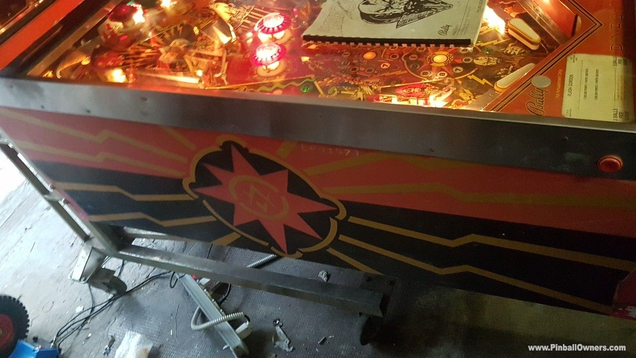 Pinball machine Collection of michelegameover (Misano ...
